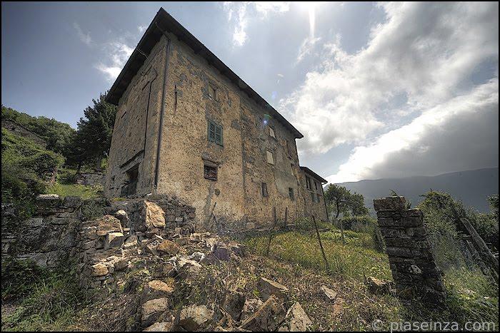 Casa di Pietro Toscanini, bisnonno del Maestro (foto piaseinza.com)