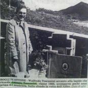 Il nipote Walfredo Toscanini